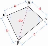 polygon fläche berechnen
